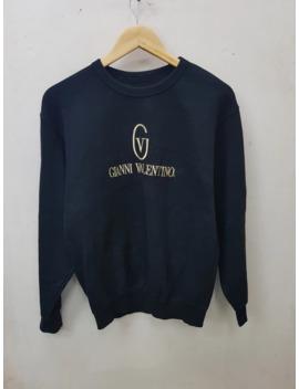 Vintage Gianni Valentino Sweatshirts Unisex Clothing by Designer  ×