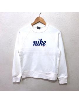 Vintage Nike Sweatshirts by Nike  ×