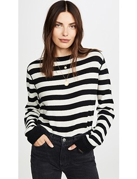 Cashmere Boyfriend Sweater by Reformation