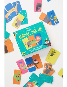 Party Animals Mix Up Game by Anthropologie