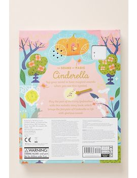 The Sound Of Magic: Cinderella by Anthropologie