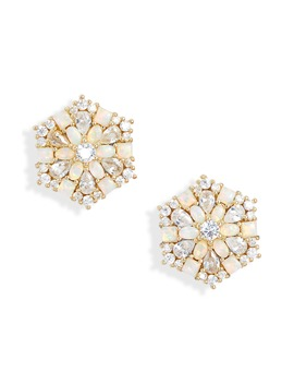 Aurora Stud Earrings by Melinda Maria