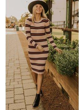 Baylor Knit Dress by Roolee