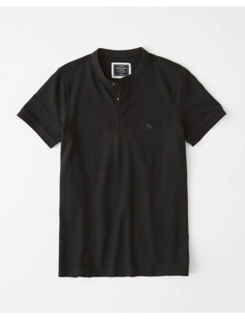 Super Slim Banded Polo by Abercrombie & Fitch