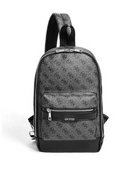 Logo Sling Backpack by Guess