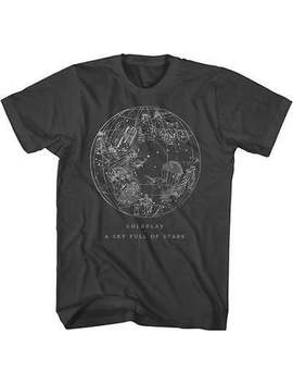 Coldplay Sky Full Of Stars T Shirt by Etsy