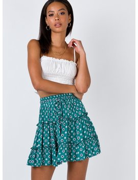 Best Friend Mini Skirt by Princess Polly