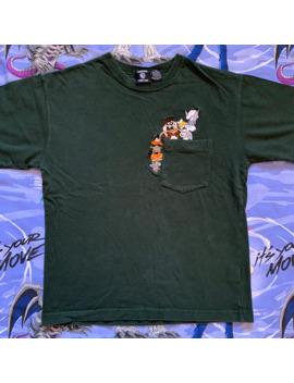 Vintage 90s Looney Tunes Pocket Tee by Vintage  ×  Warner Bros  ×