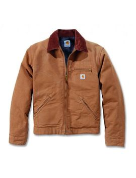 Carhartt Jacket Duck Detroit/Jacket/ Workwear/ Men / S M L Xl Xxl by Carhartt