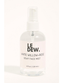 Le Dew White Willow + Rose Face Mist by Le Dew