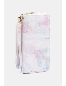 Marble Accordion Wallet by Ardene