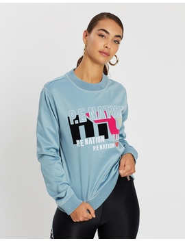Flex It Sweater by P.E Nation