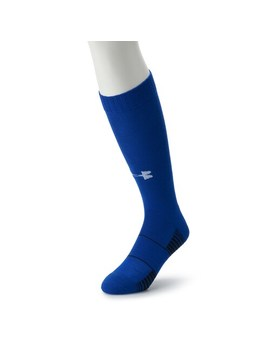 mens-under-armour-team-over-the-calf-socks by under-armour