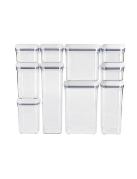 Good Grips 10 Piece Pop Container Set by Oxo