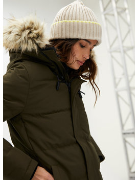 St.Anton Long Parka by Tna