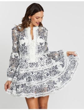 Santorini Shirt Dress by Bronx & Banco
