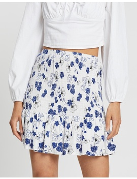 Riviera Mini Skirt by All About Eve