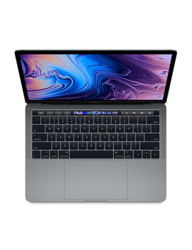 13‑Inch Mac Book Pro — Space Grey by Apple