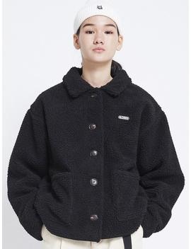 Mg8 F Dumble Short Jacket Black by Matchglobe