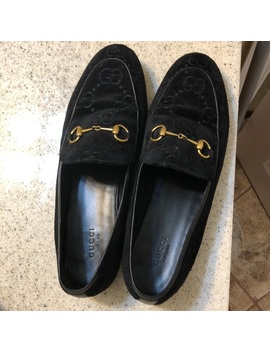Gucci Monogram Loafers by Gucci