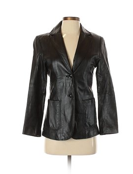 Leather Jacket by Assorted Brands