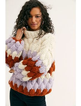 Let's Be Friends Pullover by The Knitter
