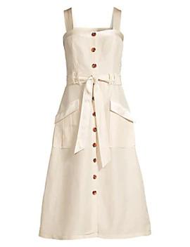 Bourey Utility Midi Dress by Joie