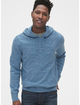Pullover Hoodie Sweater by Gap