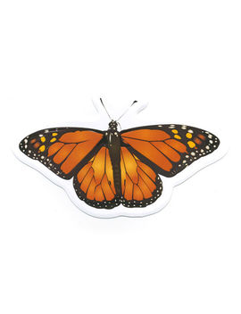 Butterfly Sticker by Tilly's