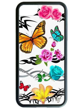 Wildflower Butterfly Stamp I Phone 6/7/8 Case by Wildflower
