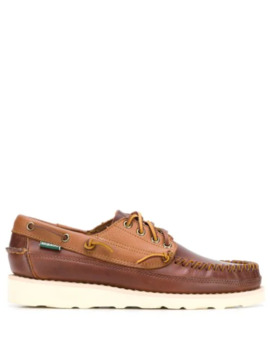 Lace Up Boat Shoes by Sebago