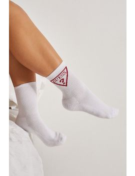 Guess Triangle Logo Socks 2 Pack by Guess