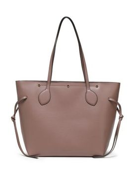 Studded Pebbled Leather Tote by Rebecca Minkoff