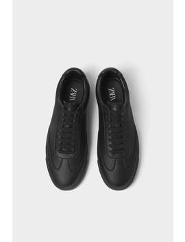 Micro Perforated Sneakers by Zara