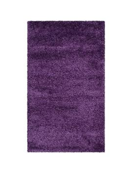Milan Shag Purple 5 Ft. X 8 Ft. Area Rug by Safavieh