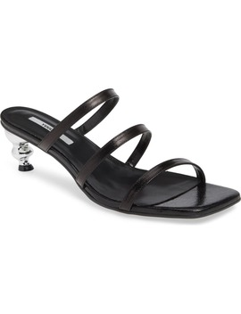 Gem Strappy Sandal by Yuul Yie