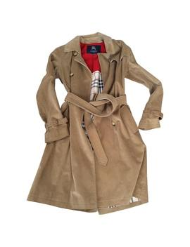 raincoat by burberry