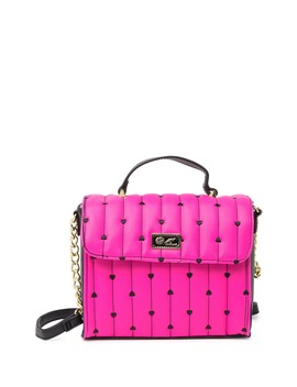Adelin Embroidered Crossbody Bag by Luv Betsey By Betsey Johnson