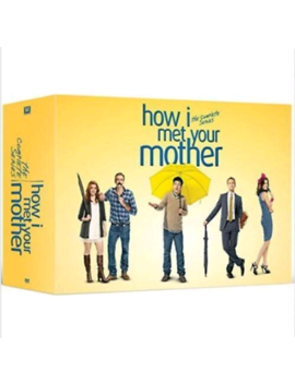 """Brand New"" How I Met Your Mother: The Complete Series Seasons 1   9 Dvd by Ebay Seller"