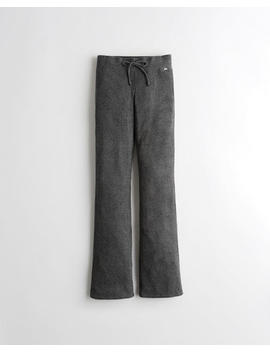 Dreamworthy Ribbed Flare Pants by Hollister