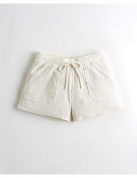Dreamworthy Ribbed Short by Hollister