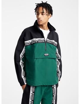 Negative Band Coach Jacket by Adidas Originals