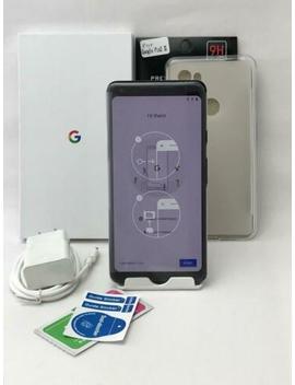 Google Pixel 2 Xl G011 C 64 Gb Just Black! Free Shipping! New! Gsm Unlocked! by Google