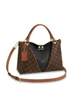 Louis Vuitton 2018 V Tote Mm With Receipt From Neiman Marcus by Louis Vuitton