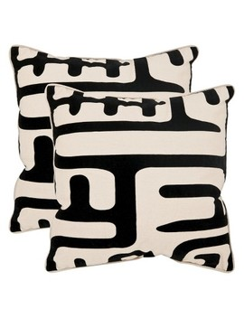 Abstract Throw Pillow   Safavieh® by Safavieh