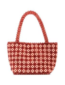 Mina Beaded Mini Bag by Loeffler Randall