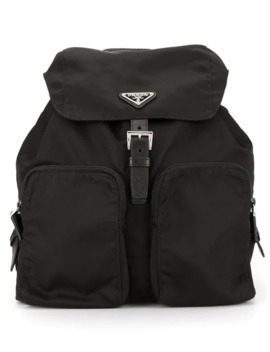 Classic Backpack by Prada Pre Owned