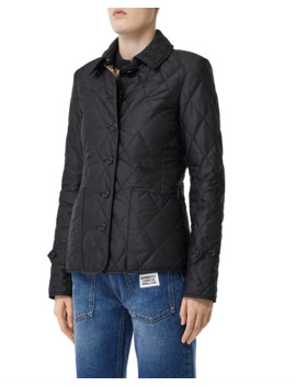 Quilted Jacket by Burberry