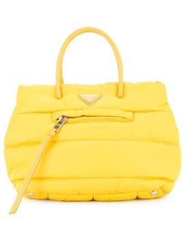 Padded 2way Bag by Prada Pre Owned