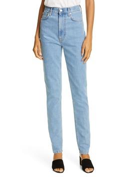 Femme High Waist Jeans by Helmut Lang